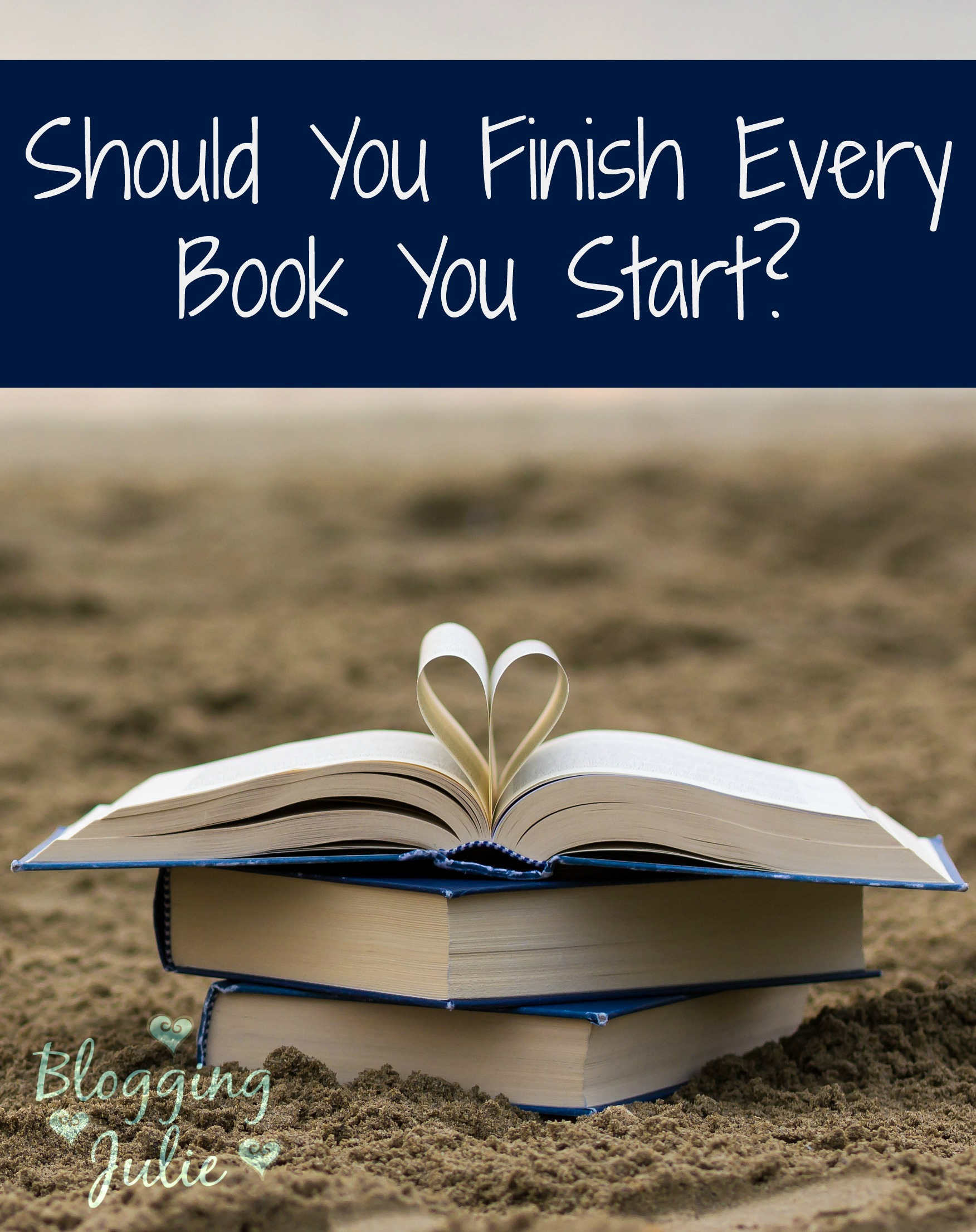 Should You Finish Every Book You Start?