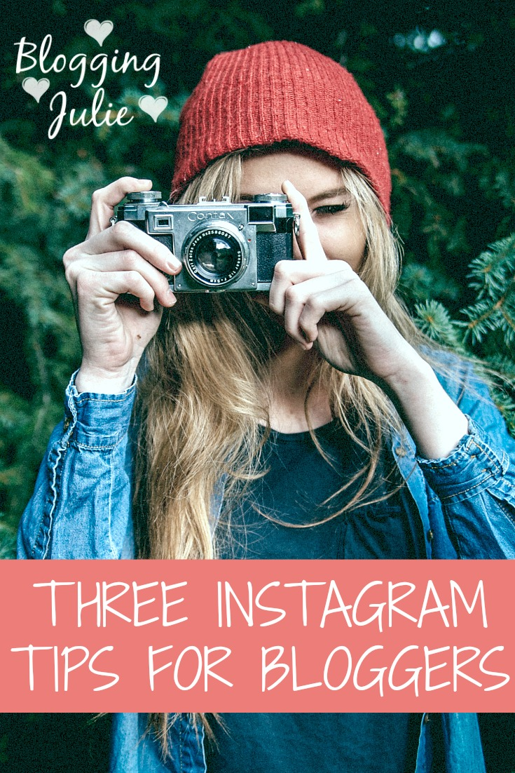 Instagram: Three Tips for Exciting Photos