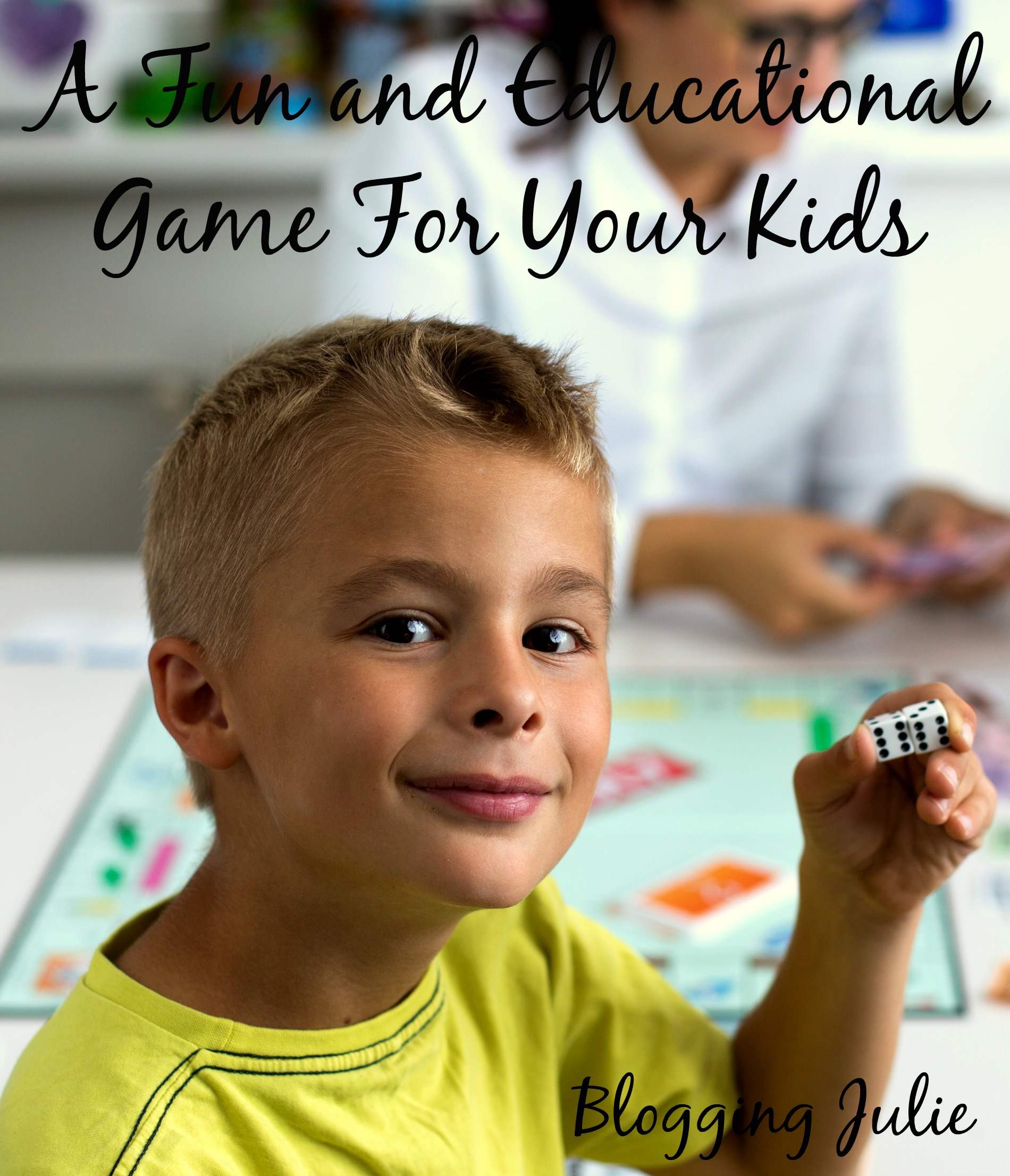 A Fun and Educational Game For Your Kids