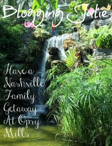 Have a Nashville Family Getaway At Opry Mills